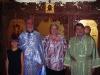 Отец Антон, юли 2008